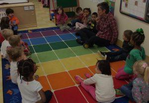 Newark Day Nursery children's education