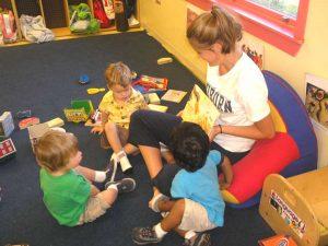 Toddlers school program